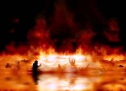 Imagini pentru imagini cu flăcările iadului