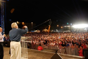 more-than-20000-people-gathered-at-tiranas-mother-teresa-square-to-attend-the-tiranafest-sept-22-23-2012